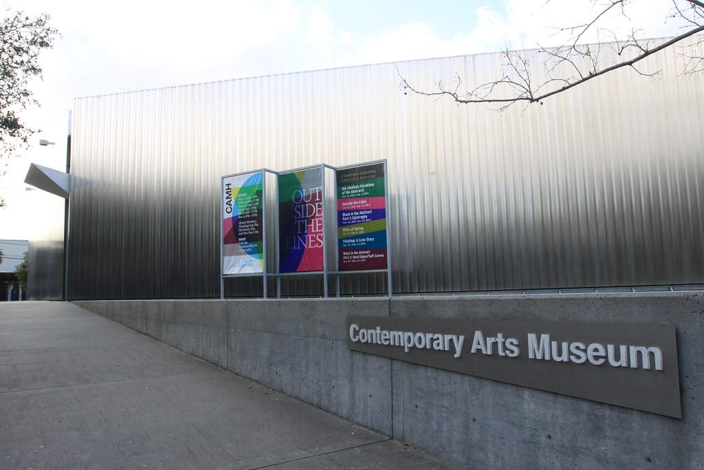 Her Texas Road Trip Houston Texas Contemporary Arts Museum